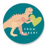 You are Dino-mite! Custom Stickers
