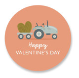 Hay Valentine by Bethany Anderson