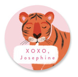 Great Tiger Custom Stickers