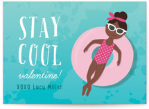 Stay Cool Classroom Valentine's Cards