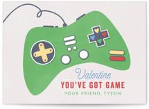 Got Game Classroom Valentine's Cards