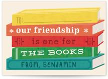 For the Books by Erica Krystek