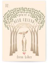 Deerly Valentine by Hallie Fischer