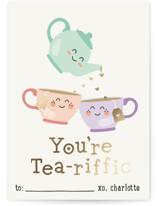 Tea-riffic by Erica Krystek