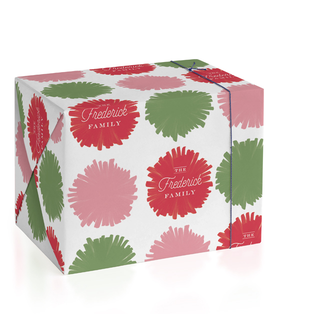 Festive Fab Wrapping Paper