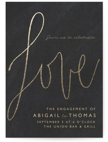 Engagement Party Online Invitations | Minted