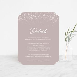Paint Splash Gloss-Press™ Direction Cards