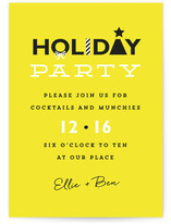 Signatures Holiday Party Online Invitations