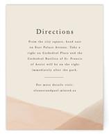 Desert Wash Direction Cards