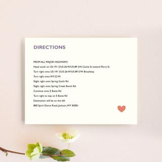 Destination Direction Cards