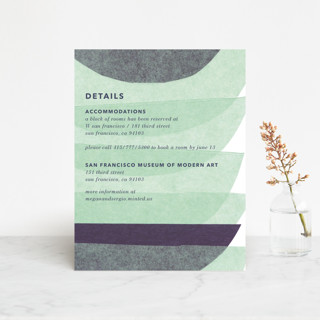 tissue union Direction Cards