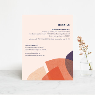 tissue texture Direction Cards