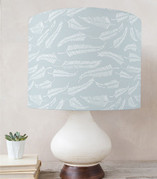 Light As A Feather Drum Lampshades