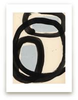 Encapsulated Shapes I by Bethania Lima