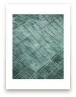 Weaves of shadows II by van tsao
