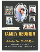 Family Reunion Gallery Reunion Online Invitations