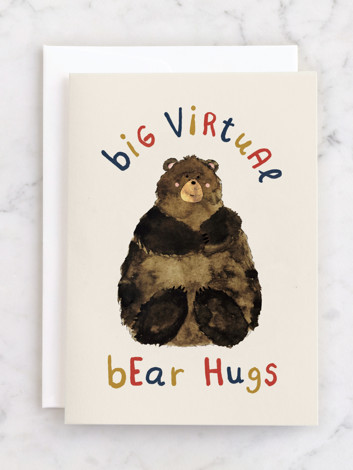 Virtual Bear Hugs