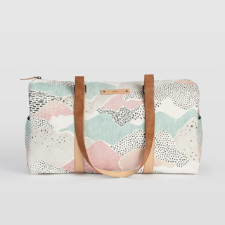 Abstract View Fillmore Duffle