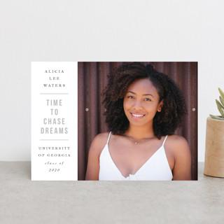 Chase Dreams Graduation Petite Cards