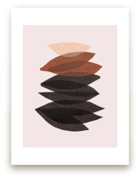 organic stack by Carrie Moradi