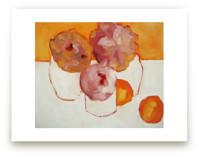 Peonies and Kumquats
