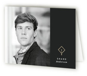 Class of MMXX Foil-Pressed Graduation Announcement Thank You Cards