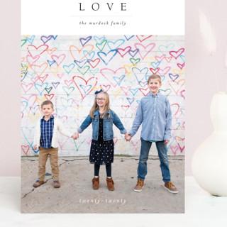 Minimal Joy Grand Valentine's Day Cards