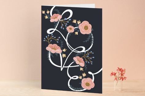 Love Only Valentine's Day Greeting Cards