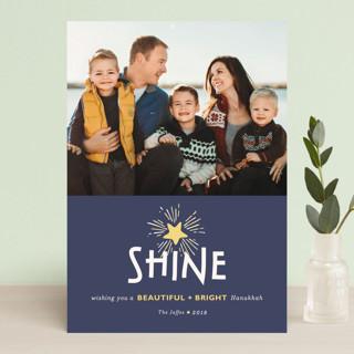 Shine Hanukkah Postcards