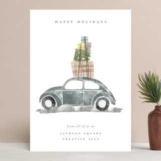 Gifts on the Way Business Holiday Cards