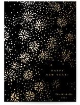 Sparkling Fireworks by Sumak Studio