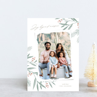 Organic Harmony Holiday Petite Cards