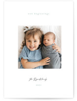 Gazing. boy Holiday Petite Cards