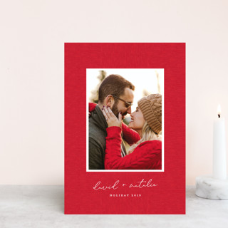 Grosgrained Holiday Petite Cards