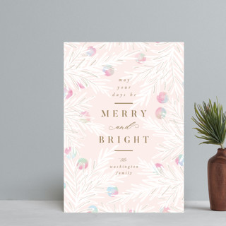 Bright Berries Holiday Petite Cards
