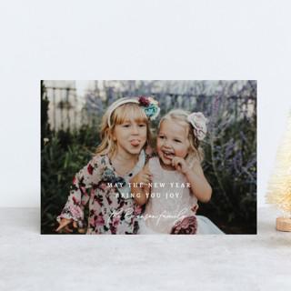 New Year Joys Holiday Petite Cards
