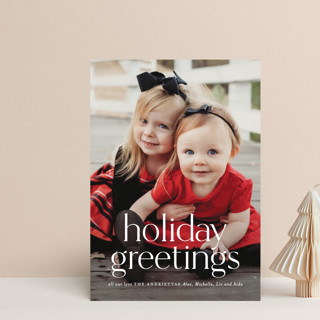 Timeless Christmas Holiday Petite Cards