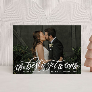 The best yet to come Holiday Petite Cards