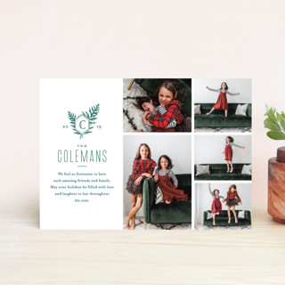 Modern Classic Holiday Petite Cards