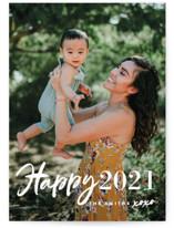 New Year XOXO Holiday Petite Cards
