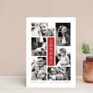 Joyful Six Holiday Petite Cards