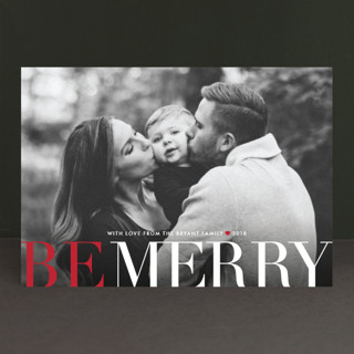 Big and Merry Holiday Petite Cards