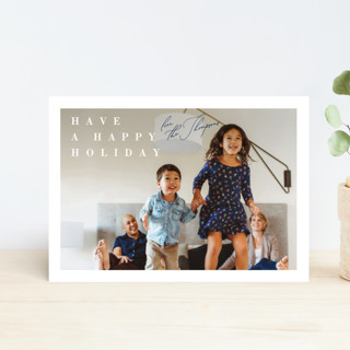 Light Hearted Holiday Petite Cards