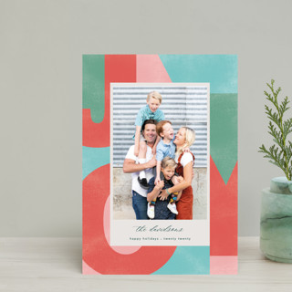 A Block of Joy Holiday Petite Cards