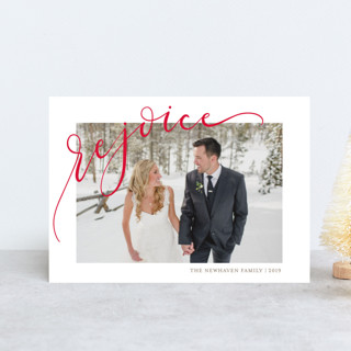 Rejoicing Holiday Petite Cards