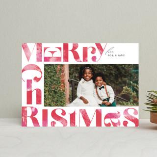 Tree Skirt Holiday Petite Cards