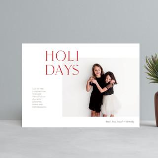 Joyful Edits Holiday Petite Cards