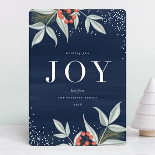 Elegant Berries Holiday Cards