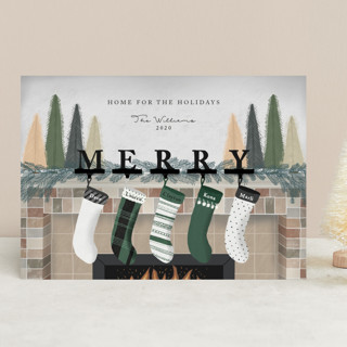 Hearth Wishes Holiday Cards