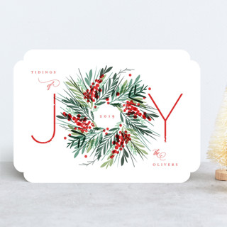 Gathered Holiday Cards
